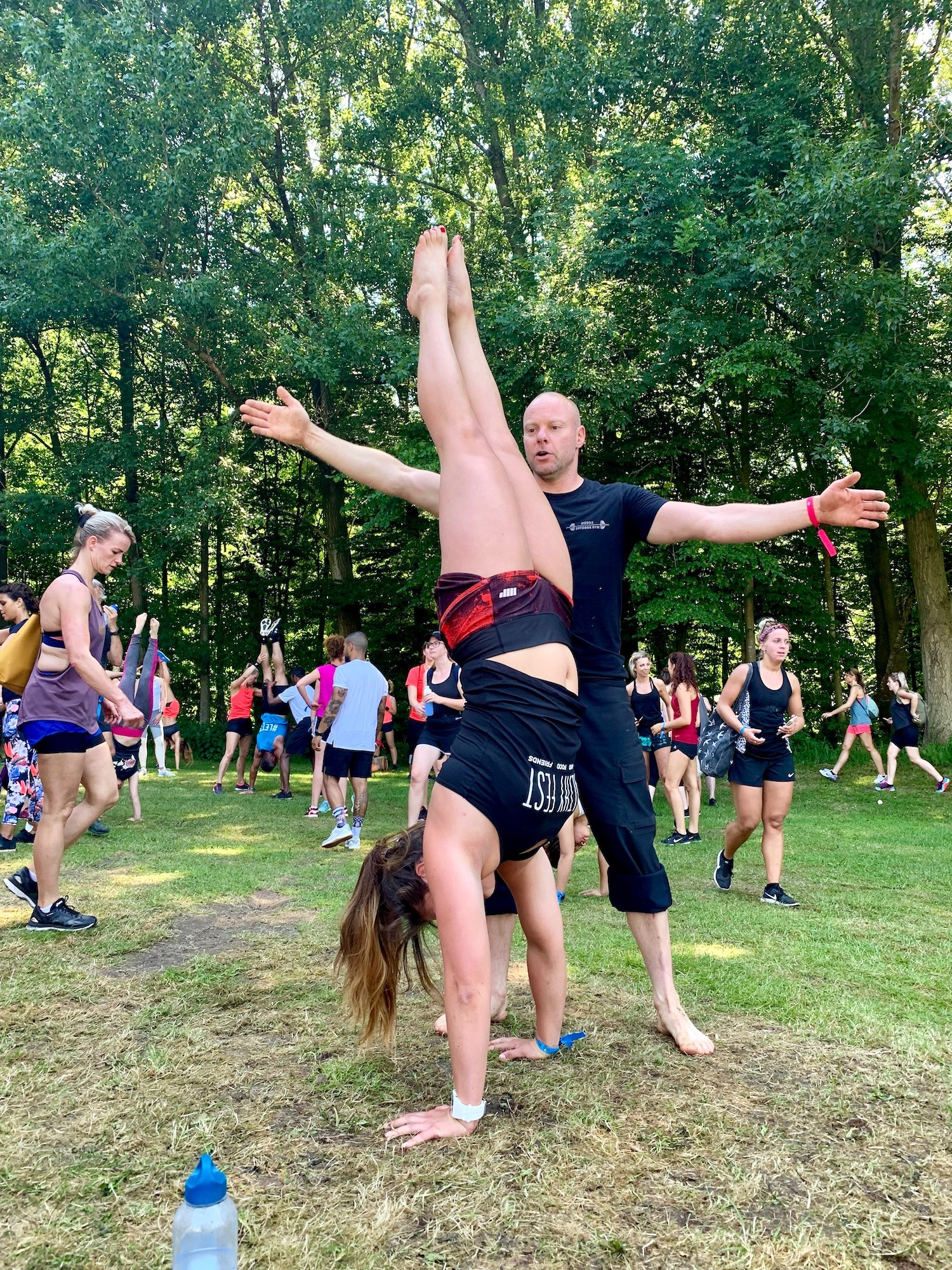 Healthy Fest - Vondel Gym - 2019